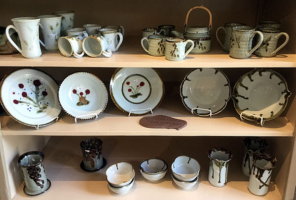 Neil Patterson Pottery